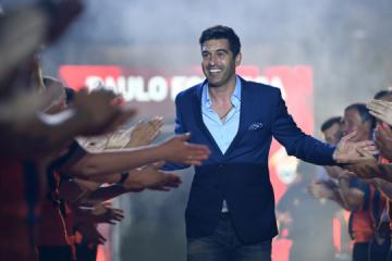 Paulo Fonseca opuszcza Szachtar Donieck (wideo)