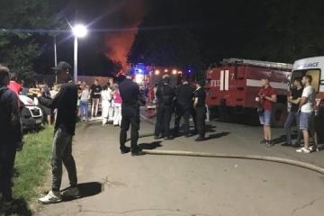 Un incendie à l'hôpital psychiatrique d'Odessa : 6 personnes ont péri