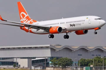 SkyUp resumes flights to Larnaca from Kyiv, Kharkiv and Zaporizhzhia