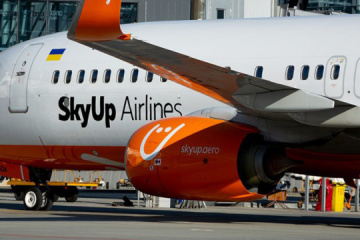 Ukrainian infrastructure minister Omelyan: License of SkyUp Airlines suspended illegally