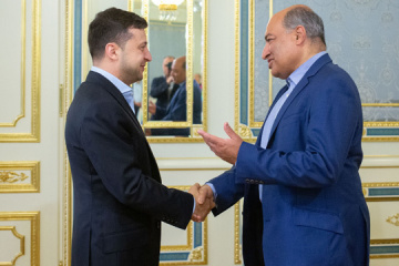President: Ukraine wants to strengthen cooperation with EBRD