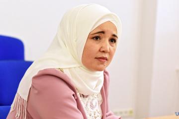 Une militante des droits de l'homme accuse la Russie de persécuter la minorité ethnique musulmane tatare en Crimée