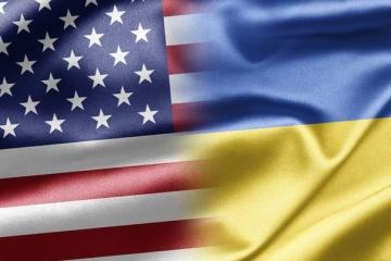 L'Ukraine et les États-Unis discutent de la coopération en matière de sécurité et d'une pression accrue sur la Russie