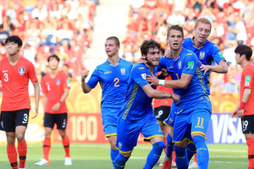 La selección de fútbol sub-20 de Ucrania se proclama campeona del mundo