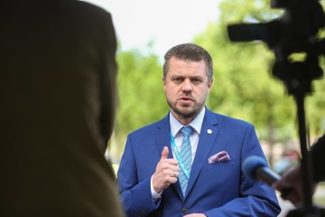 Estonian foreign minister to visit Ukraine today
