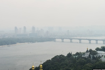 Kyjiw wieder unter Städten mit höchster Luftverschmutzung
