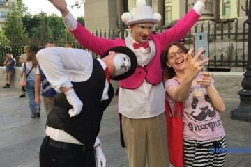 À Kyiv, des activistes ont protesté contre l'utilisation des animaux dans les cirques