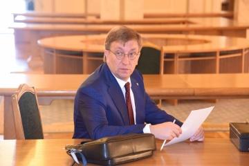 Leiter des Außennachrichtendienstes Bucharjew wird SBU-Vizechef