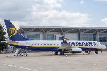 Ryanair to launch Kharkiv - Budapest flights in January