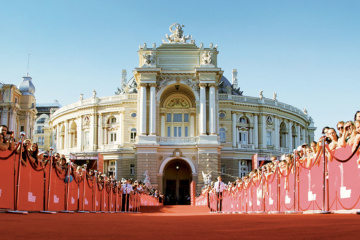 Aujourd'hui s'ouvre à Odessa le Festival international du film