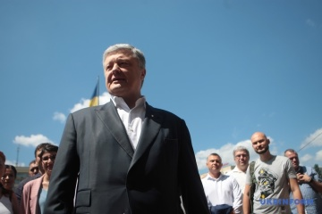Poroschenko kann mit Lügendetektor ins Verhör genommen werden