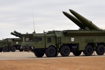Russia doubles number of weapons in Crimea since 2014