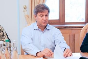 Präsident ernennt Danyljuk zum Chef von Zentrum für Cyber-Sicherheit