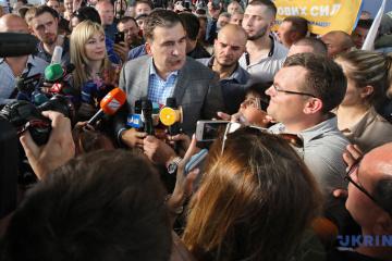 Saakashvili may run for parliament - court ruling