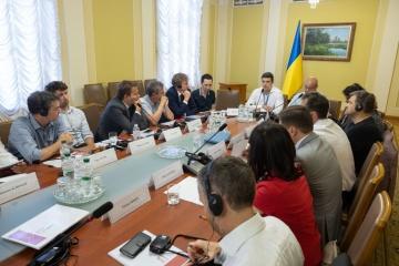 Asesor del presidente de Ucrania: La economía digital es una prioridad para el presidente y nuestro equipo (Fotos)