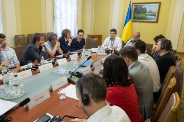 'A state in a smartphone' concept discussed at presidential administration