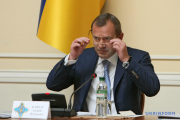 CEC refuses to register Klyuyev as parliamentary candidate