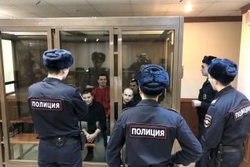 Keine Kommentare im Interesse ukrainischer Seeleute - Anwalt Polosow