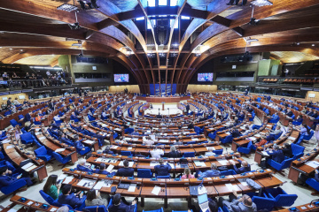 PACE ratifies credentials of Russian delegation