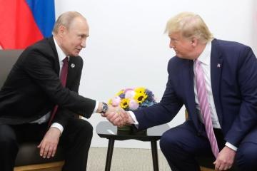 G20-Gipfel: Trump und Putin sprechen über die Ukraine