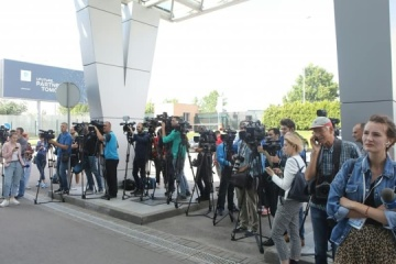 Four Ukrainians freed from ORDLO captivity and already arrived in Kyiv