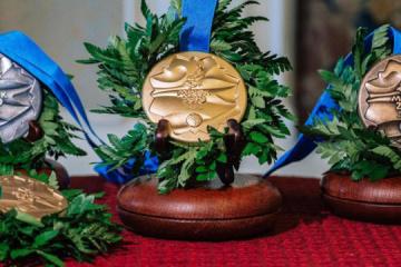 Ucrania es cuarta después de la séptima jornada de los II Juegos Europeos