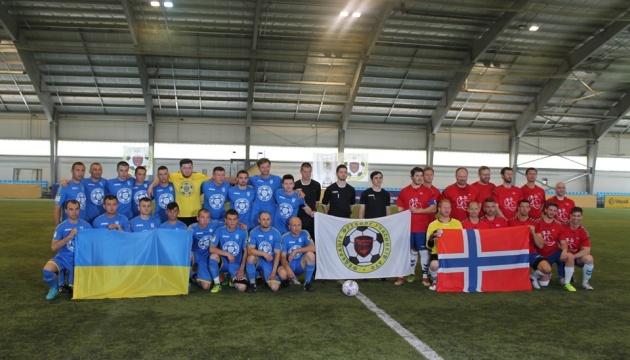 В Україні стартував перший в історії чемпіонат Європи серед учасників бойових дій