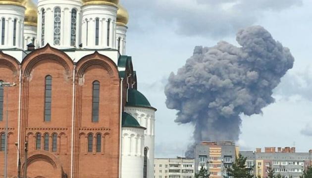 В России уточнили число пострадавших в результате взрывов в Дзержинске