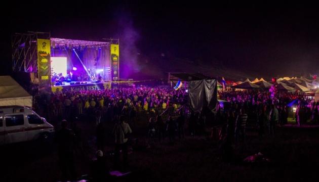 На Kozak Fest- из-за урагана погиб человек