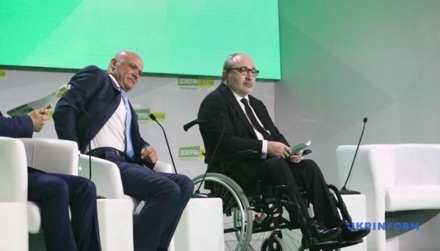 Кернес і Труханов очолили партію