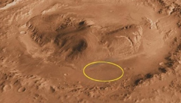Марсохід Curiosity знайшов на Марсі глину
