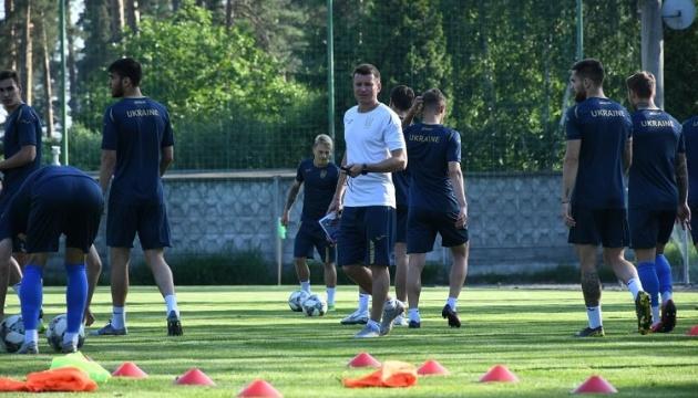 Турнир Лобановского поможет сборной в подготовке к отбору Евро-2020 - Ротань