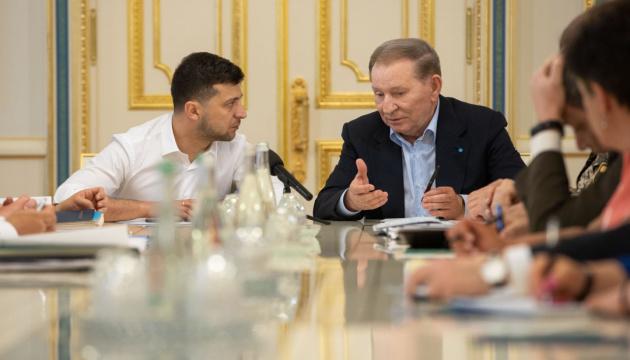 Кучма має пояснити, які вказівки дав Зеленський щодо торгівлі з ОРДЛО - експерт