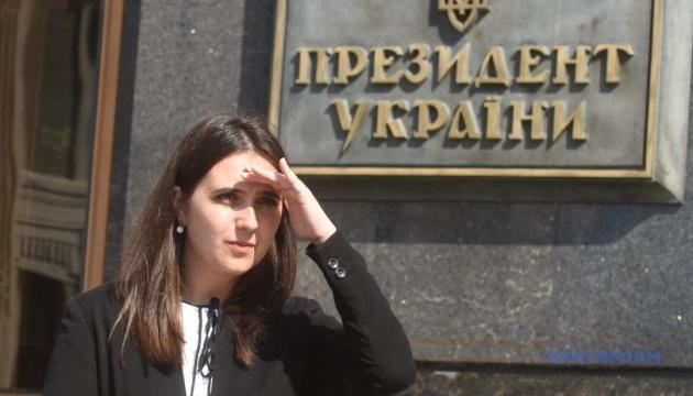 CNN побачила конфлікт інтересів у статті прес-секретарки Зеленського