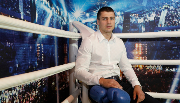 Гвоздик пішов з боксу, бо вирішив присвятити себе бізнесу – промоутер