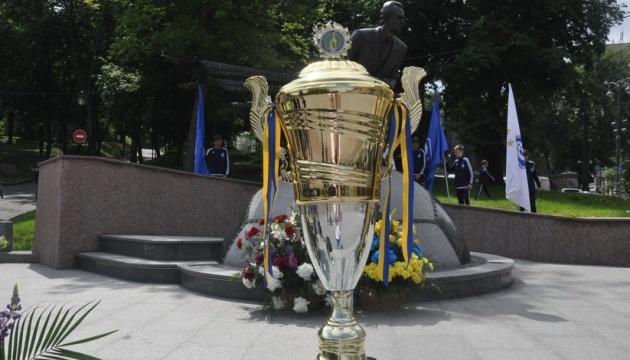 Україна вперше за 10 років виграла футбольний Меморіал Лобановського