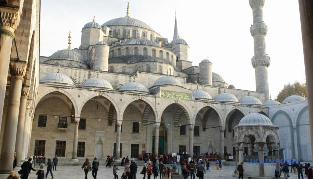 Турпоток из Украины в Турцию вырос почти на 14%