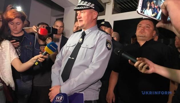 Глава поліції Київщини пішов у відставку, начальників на місцях відсторонили — Князєв