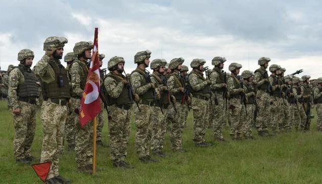 Ukraińscy spadochroniarze biorą udział w ćwiczeniach NATO w Rumunii   ZDJĘCIE