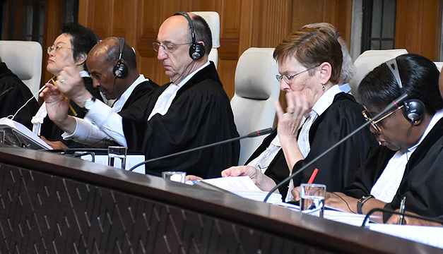 Росія у Гаазі стверджує, що не порушує жодних прав в окупованому Криму