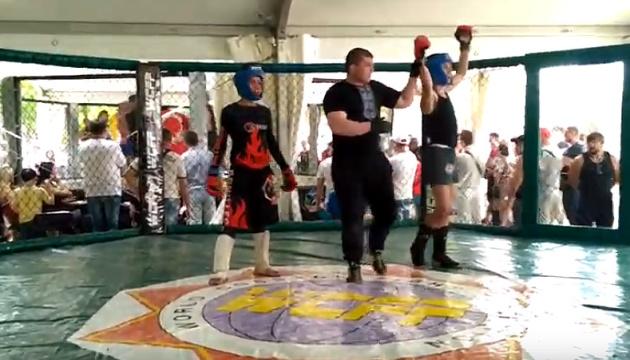 Збірна України завоювала перше місце на Кубку світу з козацького двобою