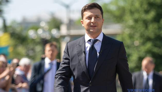 Zelensky arrives in Brussels