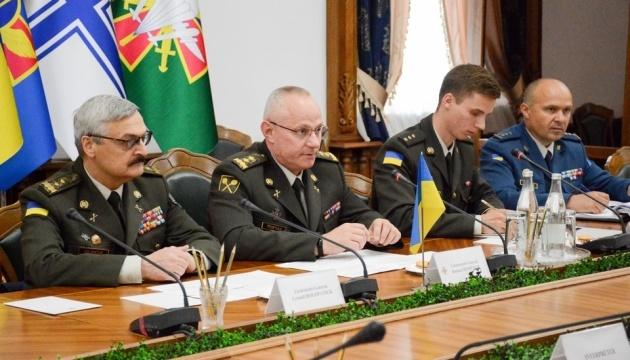 El Reino Unido apoya al ejército ucraniano para disuadir la agresión rusa