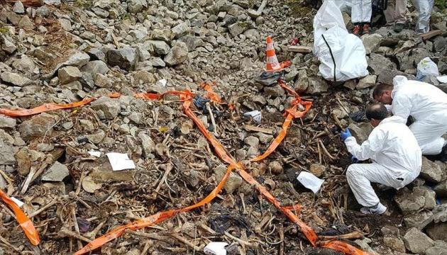 У Боснії знайшли масове поховання