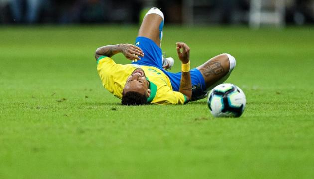 Неймар травмувався в матчі з Катаром і пропустить Кубок Америки-2019 з футболу