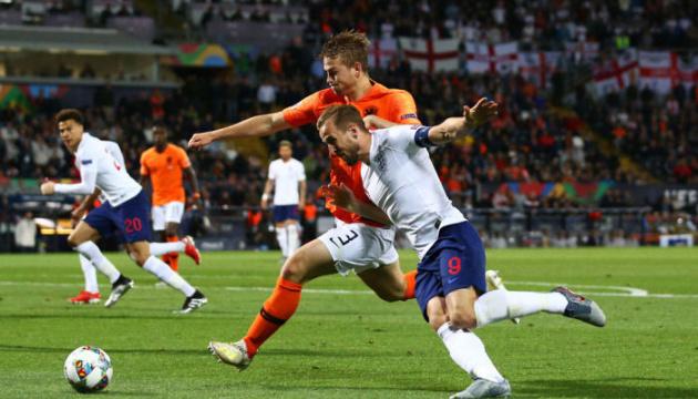 Футболісти збірної Нідерландів вийшли у фінал Ліги націй УЄФА