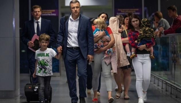 Діти родини Сусляків, що повернулися з Грузії, потребують реабілітації - Кулеба