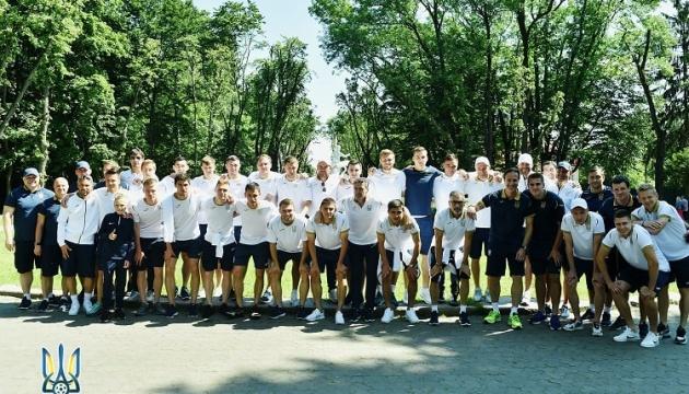 Бутко і Бесєдін не потрапили до заявки збірної України на гру з Люксембургом