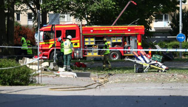 У Швеції пролунав сильний вибух, є постраждалі