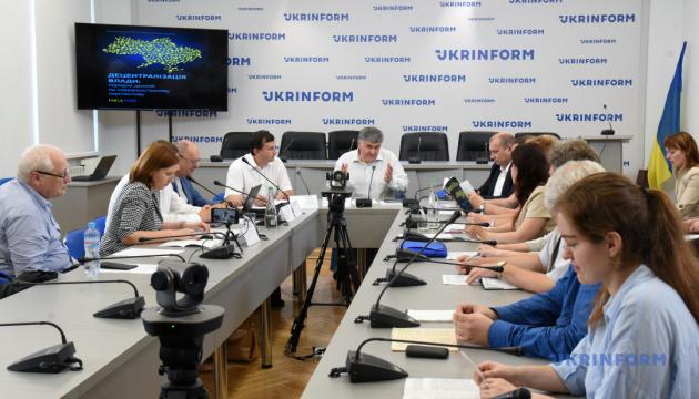 В Україні 806 тергромад мають прямі відносини з держбюджетом — експерт